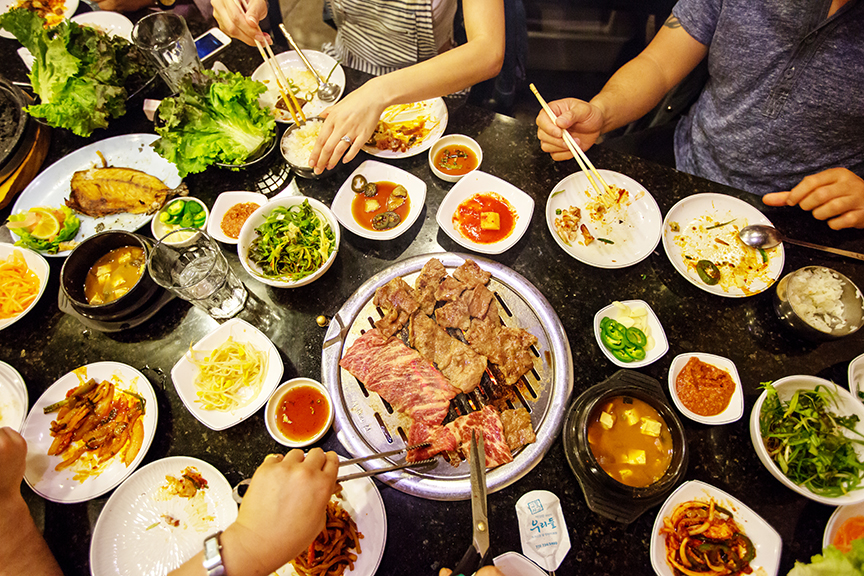 South Korean Restaurants In Houston