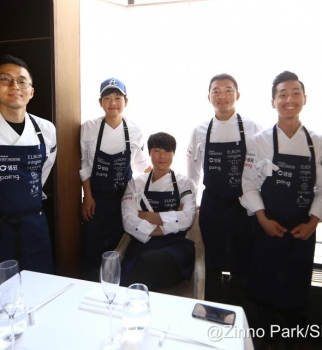 Hansik Deconstructed: Korean Fine Dining Takes NY