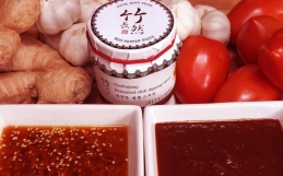 Chef Daine Henderiks made Gochujang Sauce with JJY USA Gochujang!