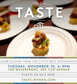 New York Taste – Presented by Citi