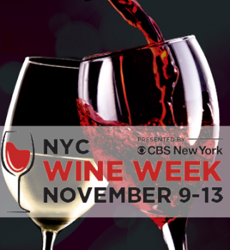NYC Wine Week Presented by CBS New York