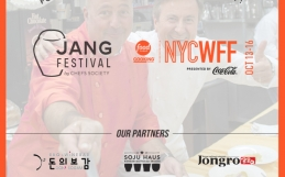 Jang Festival by Chefs Society, October 14-16, 2016 at NYCWFF