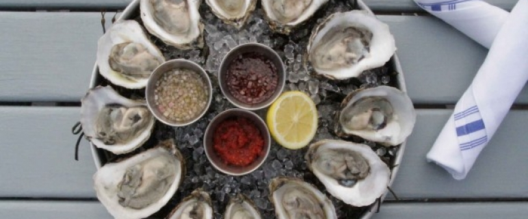 EMPIRE OYSTER: Presented by Thrillist
