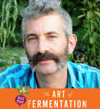 The Art of Fermentation: An Evening with Sandor Katz