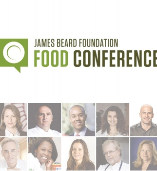 The 2015 James Beard Foundation Food Conference: Rethinking the Future of Food