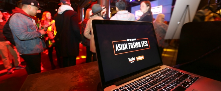 2017 Time Out New York Asian Fusion Fest